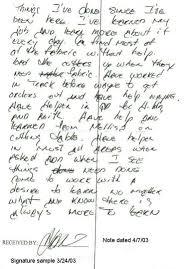handwriting analysis trouble traits graphology handwriting