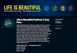 Downtown Las Vegas Map by Life Is Beautiful 3 Day Ga Vegas Las Vegas 22 Sep 2017