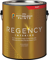 Interior Flat Paint Ppg Pittsburgh Paints Quality Interior Paints