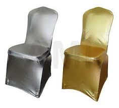 gold chair covers sale premium metallic gold silver spandex lycra chair covers