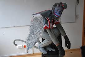 Flying Monkey Costume Zemoga Blog
