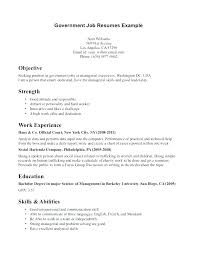 resume for first time job no experience exles of resumes for jobs with no experience