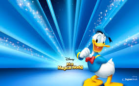 donald duck happy face wallpapers saverwallpaper com