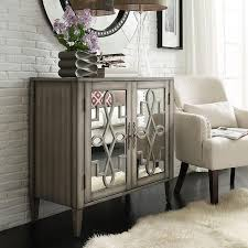Aluminum Accent Table Stylish Silver Accent Cabinet Aviation Distressed Silver Aluminum