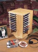 Wood Storage Rack Woodworking Plans by Cd And Dvd Storage Units At Woodworkersworkshop Com
