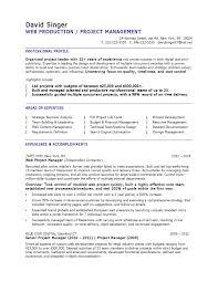programmer resume objective resume video production resume video production resume with images large size