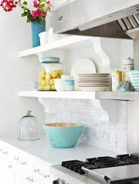 Open Shelves Kitchen 15 Genius Kitchen Diys You Never Saw Coming Open Shelves