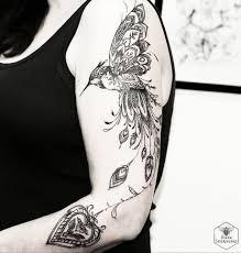 ornamental hummingbird http tattooideas247 ornamental