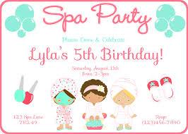 little black dress bachelorette party invitations spa birthday invitations u2013 gangcraft net