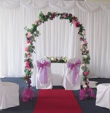 wedding arches to hire arches to hire all about weddings venue decoration ceremony