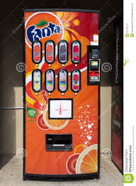 soda photography fanta soda machine editorial photography image 21752112