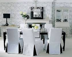 cheap dining room chair covers stunning chair covers dining room