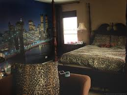 Cheetah Home Decor Cheetah Bedroom House Living Room Design
