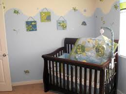 small space nursery solutions baby modern crib with colors