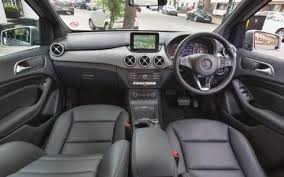 Mercedes B180 Interior Mercedes B Class Review An Mpv To Rival The Bmw 2 Series