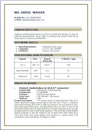 B Tech Fresher Resume Esl Dissertation Methodology Proofreading Website Cheap Assignment