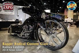Backyard Baggers 2015 Bagger Radical Custom Class Ray Price Capital City Bikefest