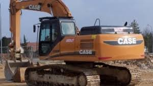 case cx290 crawler excavator service parts catalogue manual