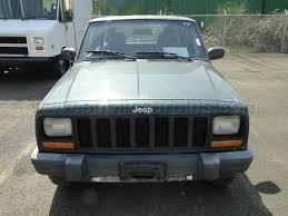 2000 green jeep cherokee public surplus auction 1110451