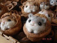 walnut shells for miniature ornaments miniatures walnut shell