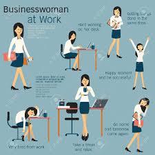 jeu de travail au bureau le jeu de caractères d affaires ou de bureau personne travail
