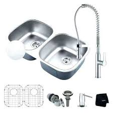 kitchen sink faucet installation glacier bay all in one kitchen sink sk glacier bay kitchen faucet