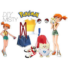 Misty Pokemon Halloween Costume 19 Costumes Images Cosplay Ideas Costume