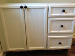 Diy Kitchen Cabinet Doors Update Cabinet Doors From Plank Panel To Bead Beautiful Doors