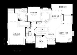 mascord house plan 1319 the babcock