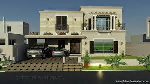 home front view design pictures in pakistan 1 kanal spanish house design plan dha lahore pakistan house