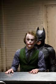 Dark Knight Joker Meme - joker interrogation scene from the dark knight with batman