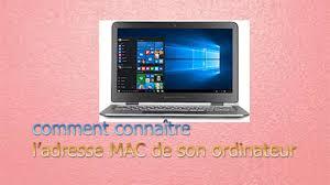 connexion bureau à distance pour mac comment connaître l adresse mac de ordinateur pour sécuriser la