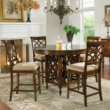 Counter Height Dining Room Set by Piece Counter Height Dining Room Set 19196 5 Set At Beyond Stores