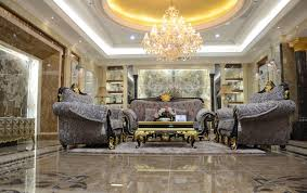Villa Interior by Beautiful Luxurious Interior Design Contemporary Amazing