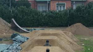 Backyard Bmx Dirt Jumps Torquato Testa Meets Cam Mccaul Italian Mtb Slopestyle