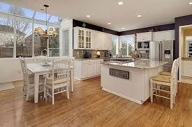 eat in kitchen design ideas eat in kitchen design ideas sleek black marble countertop along