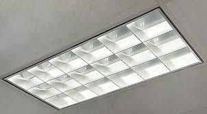 Led Fluorescent Light Fixtures Fabulous 2 X 4 Ceiling Light Fixtures Etl Listed Led Light