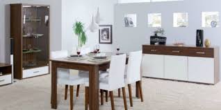 White And Wood Dining Chairs The Most Sophisticated White Leather Dining Chairs