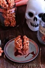 bloody popcorn brains not quite nigella