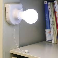 wireless led light with switch 1pc white stick up lights cordless wireless battery operated night
