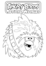 angry birds star wars coloring pages anakin virtren com
