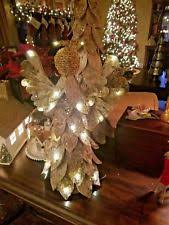 lighted tree topper christmas tree toppers 1991 now ebay