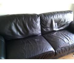 restaurer un canapé en cuir kit reparation by cast ar racnovation canapac cuir restauration