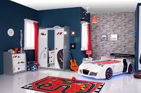 jungenzimmer einrichten auto bett dekoideen sofa kinderzimmer