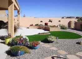 Backyard Low Maintenance Landscaping Ideas Desert Backyard Design U2013 Mobiledave Me