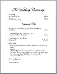 catholic wedding booklet spirals spatulas catholic wedding program when i get to live