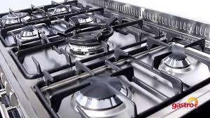 kuchnia gazowa retro lofra 120cm cooker special p126 smfe mf 2ci
