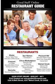 Round Table Pizza Alamo Good Stuff Coupons Home Facebook