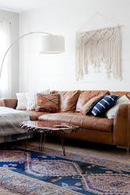 Brown Leather Living Room Decor 25 Brown Sofas That Don U0027t Make Us Feel Sad Famous Interior