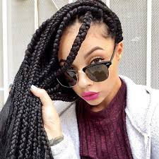 hairstyles for block braids 65 box braids hairstyles for black women